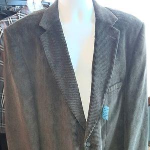 Other - Statements corduroy olive dress jacket
